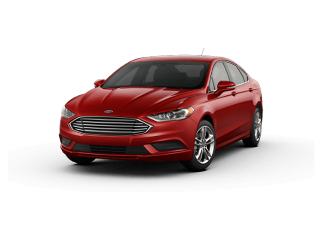 New 2018 Ford Fusion SE Sedan for sale in Jersey City